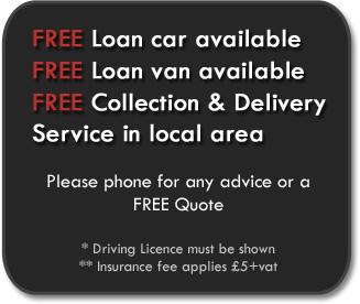 Corsham car servicing